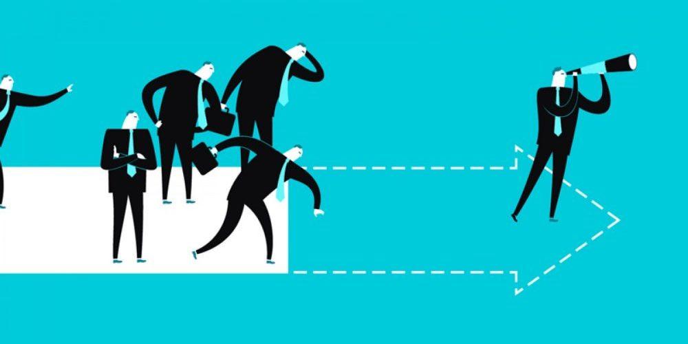 信息图|高效领导者的6个好习惯