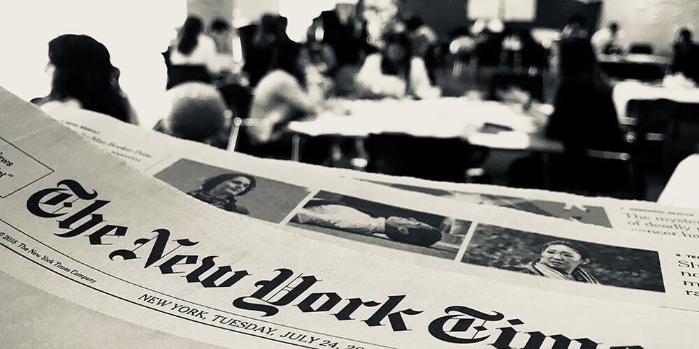 纽约时报丨创客周/黑客松如何设计冲刺化