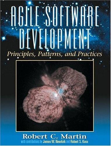 敏捷开发书籍封面