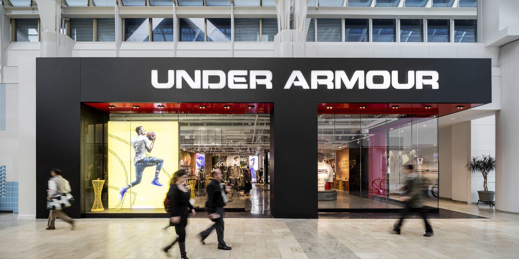 Under Armour坚持DTC模式创新之路