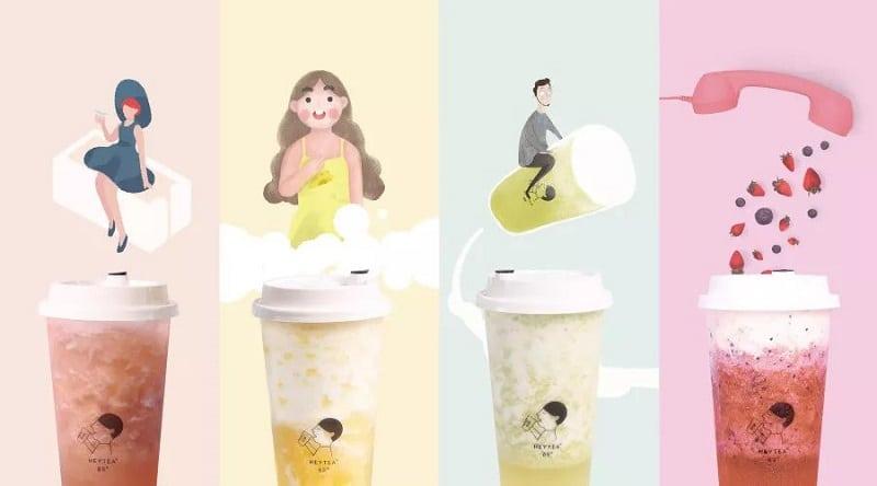 喜茶数字化