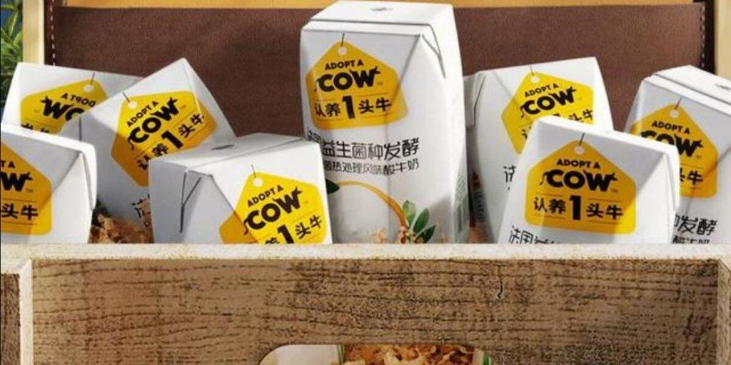认养一头牛营销