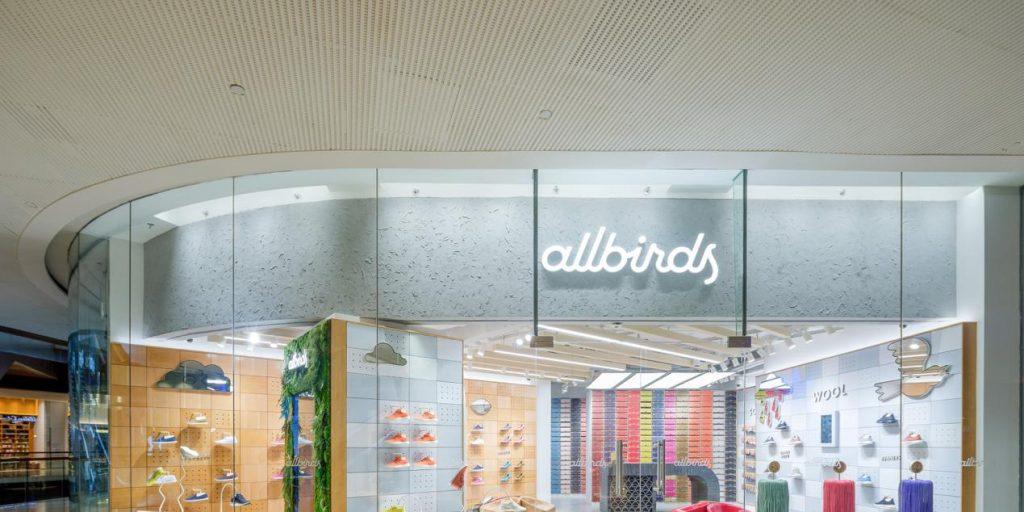 allbirds创新