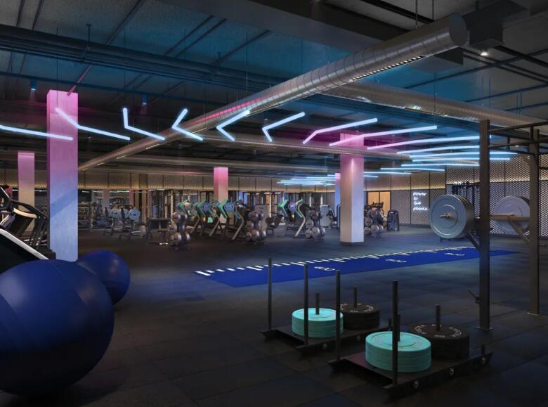健身房数字化